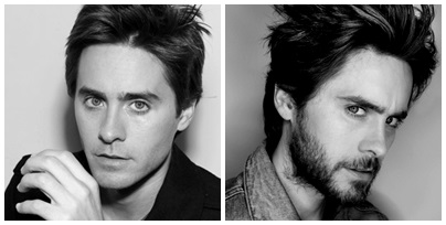 Jared Leto, acteur et chanteur de 30 Seconds To Mars
