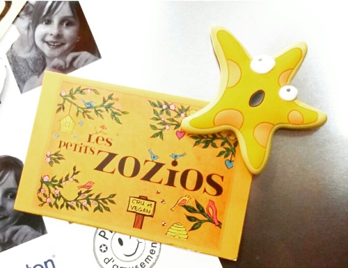 Carte Les Petits Zozios Metz Tea dog et rock n roll