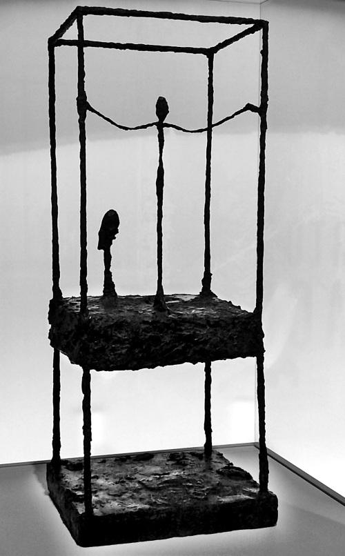 La Cage 1949-1950 bronze