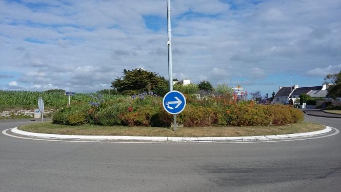 Rond Point Esquibien