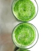 Gaspacho tout vert!