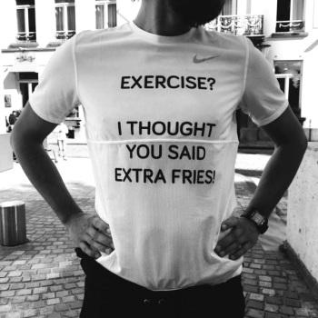 Excellent tee-shirt Il Cardinale!