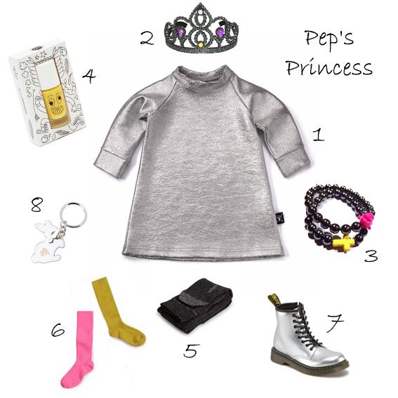 pep's princess final