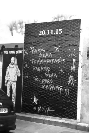 streetart paris tdrr