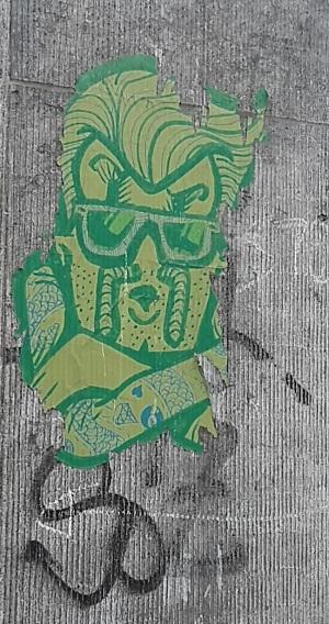 Street Art: Hanne Maes