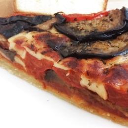 tarte aubergine tomates l instant metz