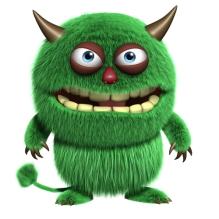 green-troll